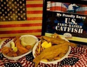 US Farm Raised Catfish