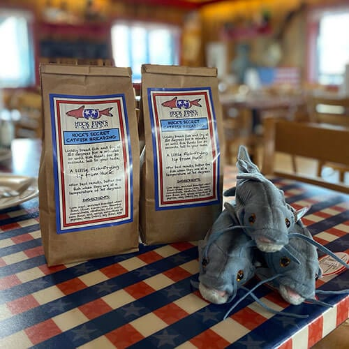 Huck Finn's Catfish | Catfish and Southern Cuisine in Pigeon Forge, TN | Catfish Breader